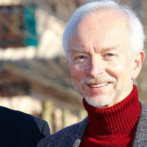 Plakat Hans-Peter Thyssen und Johannes Krautwurst